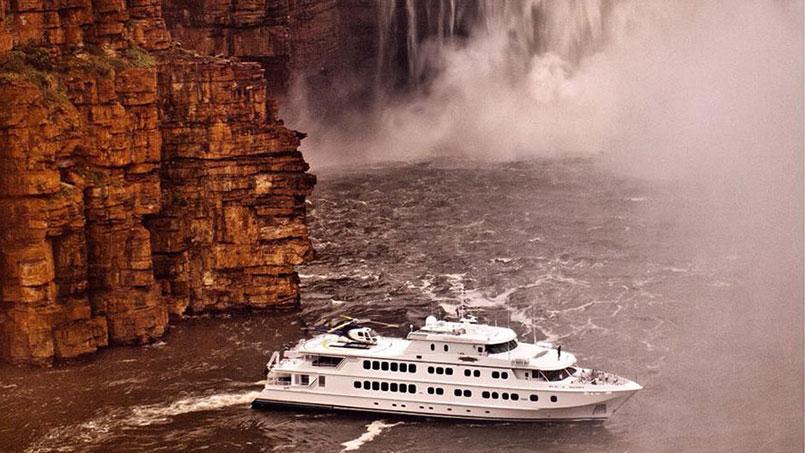 Experience a Kimberley wet season adventure
