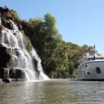 Prince Regent River, King Cascade, Cathedral Falls