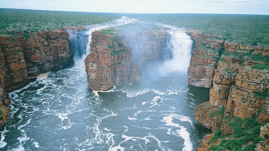 Kimberley Quest King George Falls