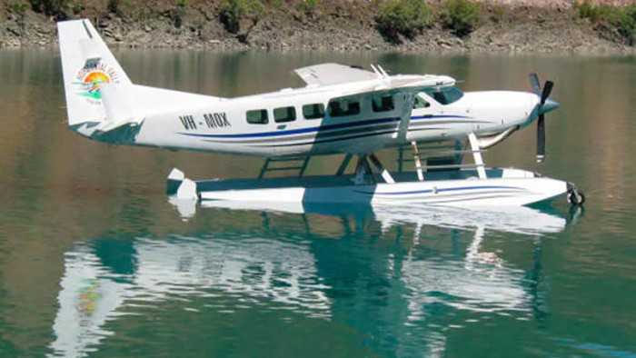 Lady M - 5 night Kimberley Cruise & Seaplane Experience