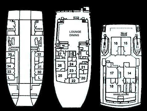 Eco Abrolhos deck plan