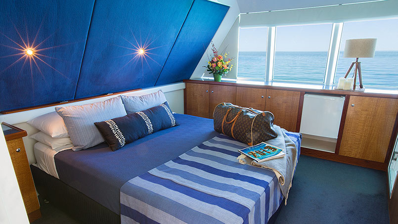 Great Escape mid deck panoramic stateroom