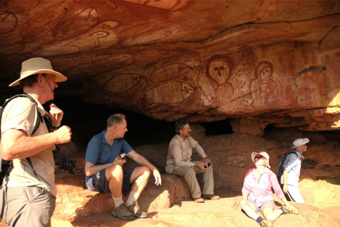 Aboriginal art Raft Point