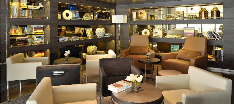 Ponant lounge