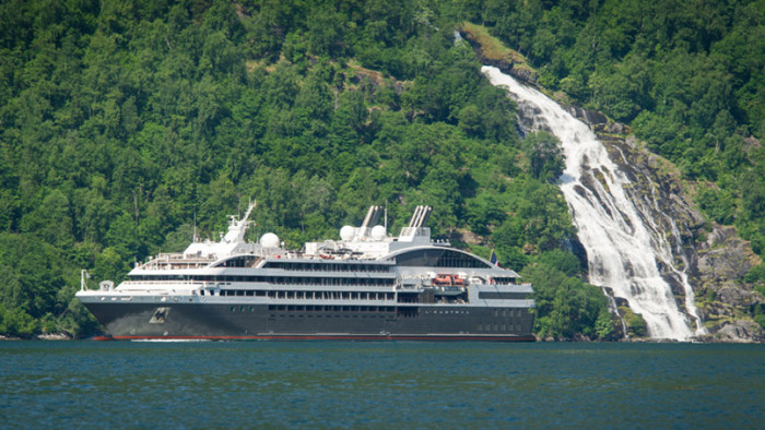 Ponant L'Austral iconic Kimberley cruise