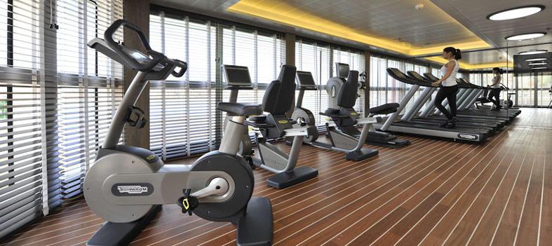Ponant gym