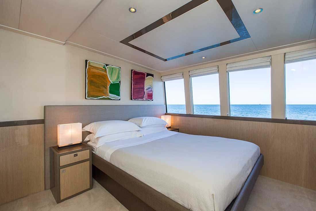 Ocean Dream upper deck double cabin