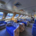 Coral Expeditions I forward lounge