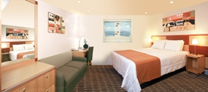 Main Deck (Category A) Stateroom