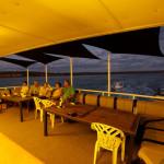Odyssey alfresco deck