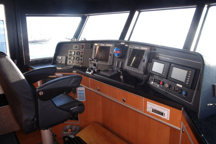 Odyssey cockpit