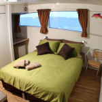 Odyssey deluxe double cabin