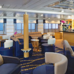 Silversea Explorer lounge and bar