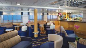 Silversea Explorer lounge and bar