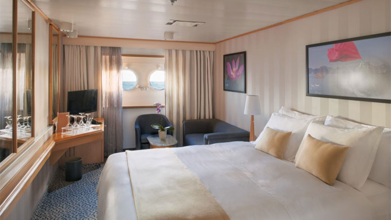 Silversea Explorer Suites