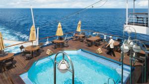 Silversea pool