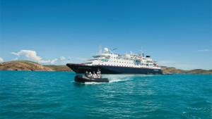 Silversea Discoverer