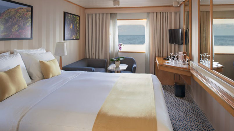 Silversea View Suite