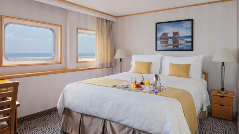 Silversea Vista Suite