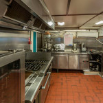 Eco Abrolhos galley