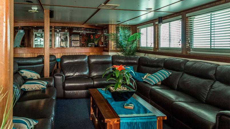 Eco Abrolhos lounge