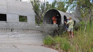 Eco Abrolhos plane wreck