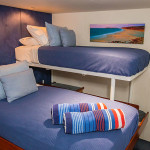Great Escapes horizon view stateroom twin