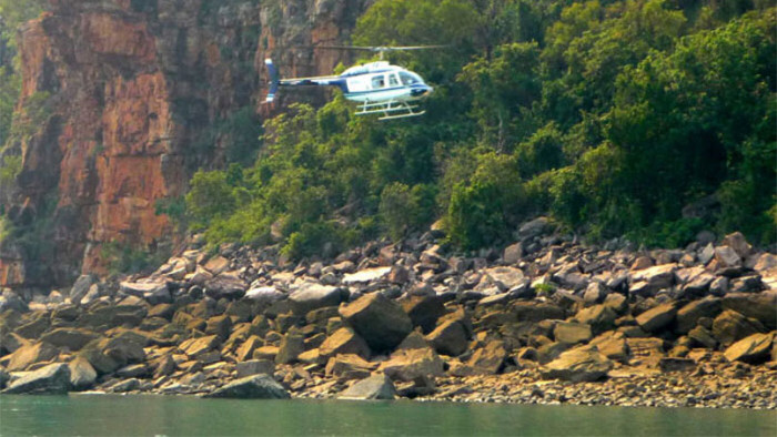 Odyssey Expeditions – Kimberley 9 Day Fly/Cruise Mitchell to Broome
