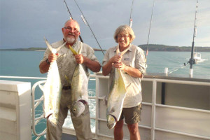 Fishing with Odyssey Expeditions