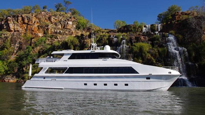 Ocean Dream 12 day Kimberley cruise