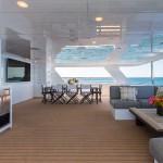 Ocean Dream aft deck port