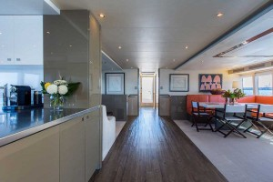 Ocean Dream main deck passage fwd
