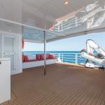 Ocean Dream spa deck aft