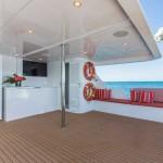 Ocean Dream spa deck fwd