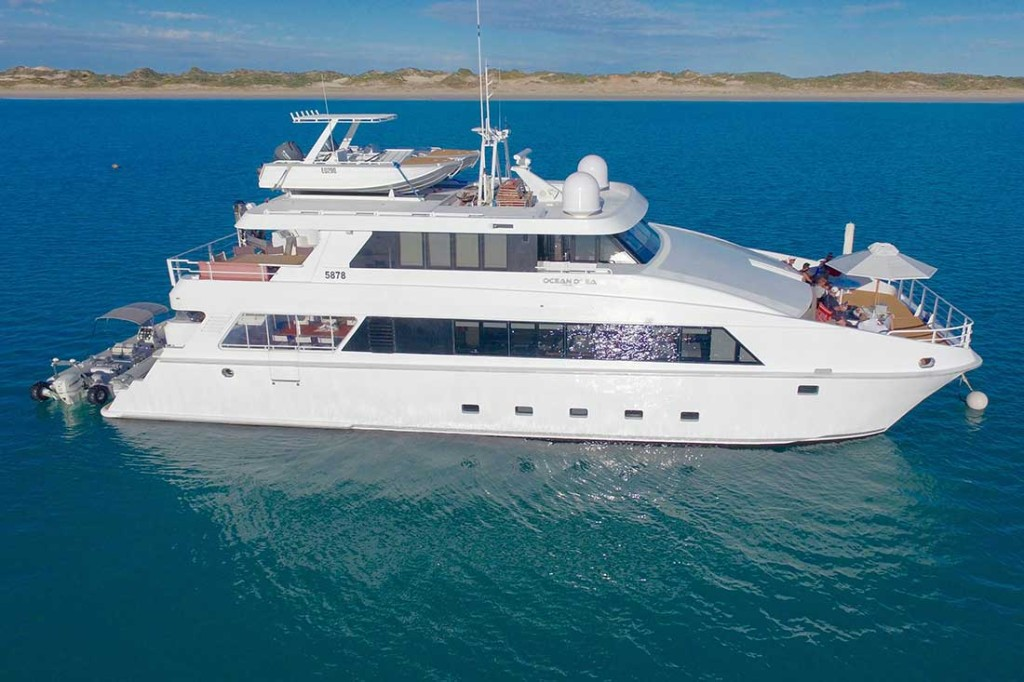 ocean dream kimberley cruise escapes