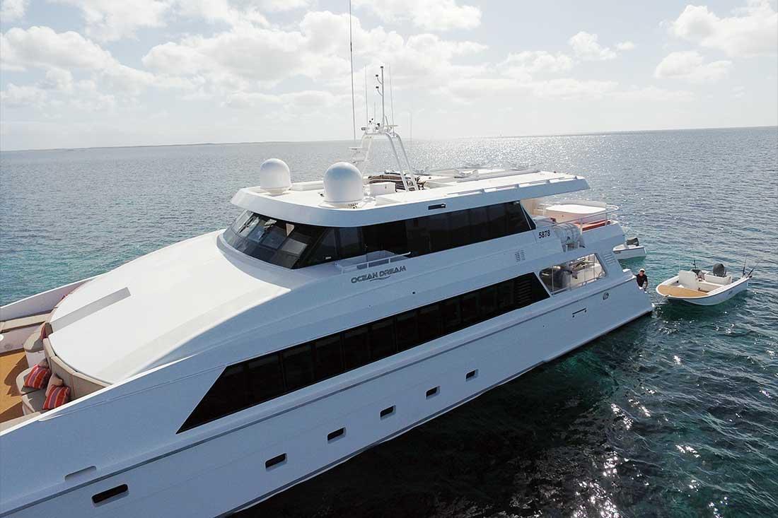 Ocean Dream vessel