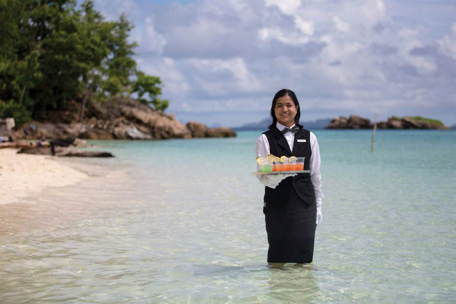 Silversea Belitung Islands