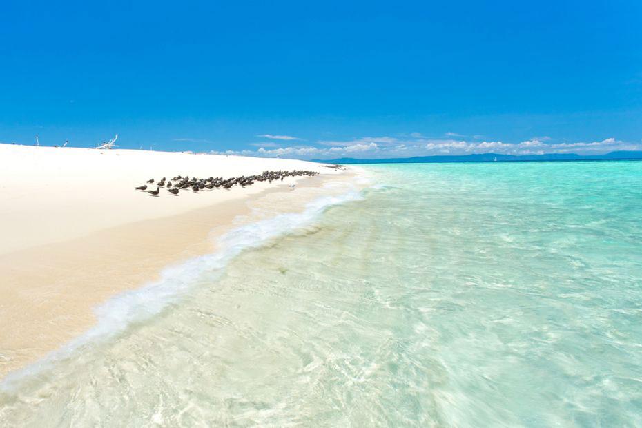 Silversea Michaelmas Cay